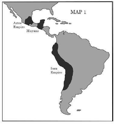 Aztecs, Incas, and Mayans Research Paper