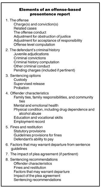 Presentence Investigation Report Research Paper Figure 2